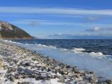 Der Strand bei Listvyanka 1