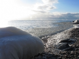 Der Strand bei Listvyanka 2