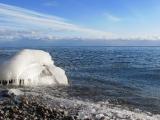 Der Strand bei Listvyanka 3