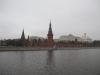 Ansicht des Kreml über die Moskwa
