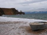 Das Boot am Strand