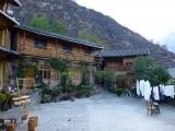 Das Halfway-Guesthouse ist super schoen gelegen in den Bergen