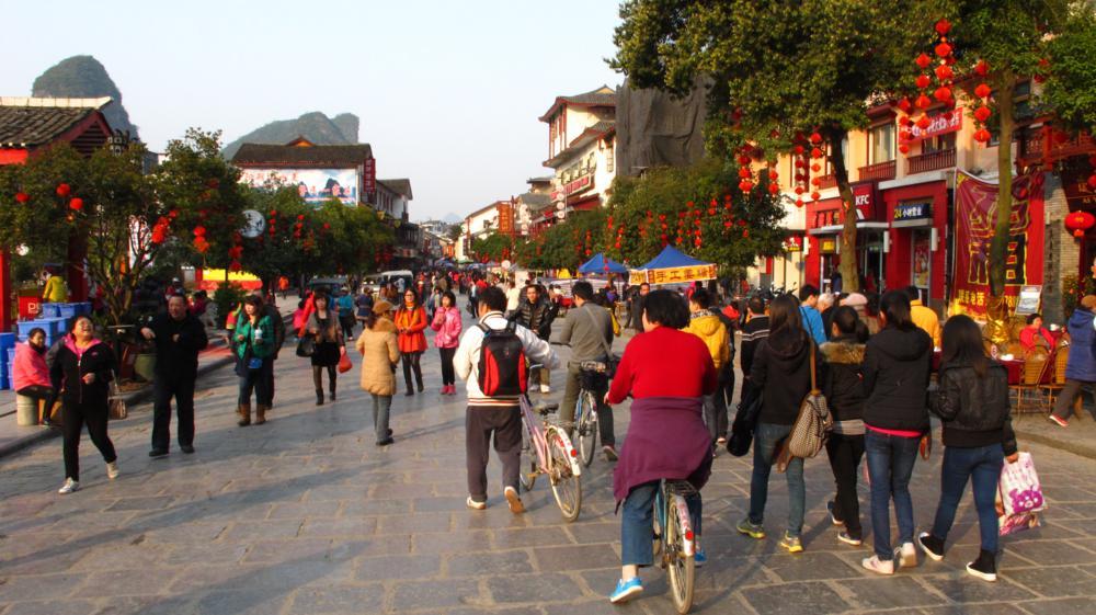 trubelige Touristen in der West-Street_IMG_0370