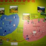Der Reisterrassen-Flop von Jinkeng und Ping'an
