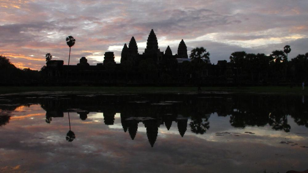 Angkor Wat - Impression Sonnenaufgang No.3_IMG_3980