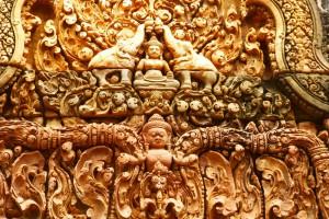 Tempelhopping in Angkor
