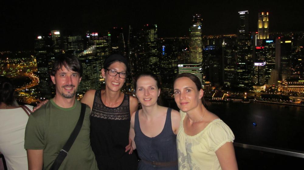 Der Abschiedsabend auf dem Marina Bay Sands_IMG_7850
